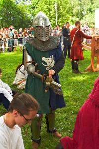 Рыцарь девушка