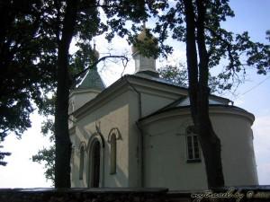 церковь св. Николая поселок лебеда