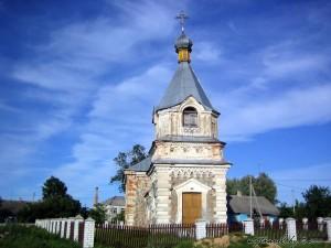 Две церкви на нашем пути