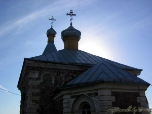 церковь в честь Успения Пресвятой Богородицы