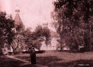 Так выглядела церковь в начале XX века