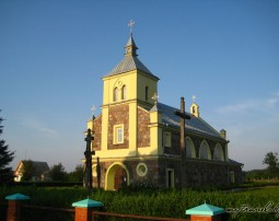 Church of St. Linus in the village Pelyasa