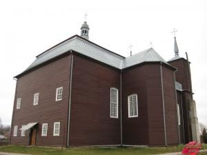 Костел св. Иоанна Крестителя