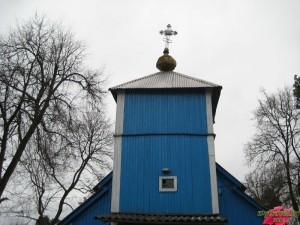 Церковь св. Петра и Павла в деревне Волпа