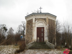 Каталитическая часовня 19 века из природного камня