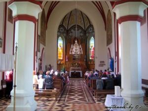 Костел святого Алексия