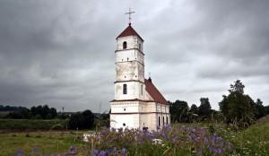 Кальвинистский храм - ныне Спасо-Преображенская церковь