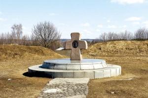 Мемориальный знак к 1000-летию христианства в Беларуси