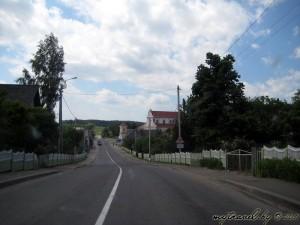 Одна из двух главных улиц Гольшан