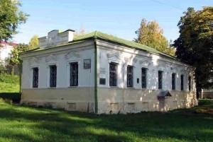 Полоцк. Дом Петра I
