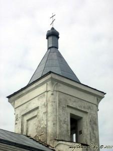 Часовня православная Спасо-Преображенская