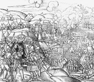 Русско-литовская (Стародубская) война 1534-1537 годов