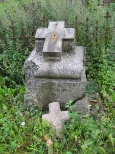 Старое каталитическое кладбище в городе Лида