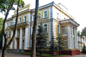 Витебск. Дворец губернатора
