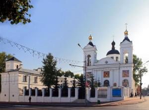 Витебск. Свято-Покровский собор