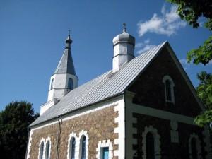 Церковь св. Александра Невского д. Крево