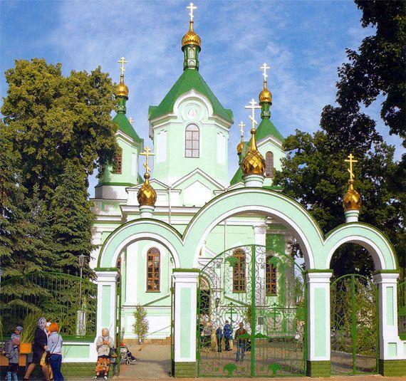 Свято-Семеоновский кафедральный собор