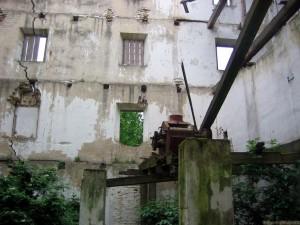 Былое величие или остатки мельницы в деревне Огородники