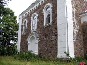 Храм в с. Поречье