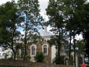 Храм святого Георгия Победоносца в с. Поречье