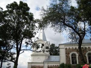 деревня Поречье, церковь святого Георгия