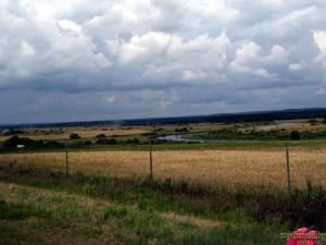 Место бывшего имения Воловичей