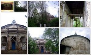 Церковь Св. Николая Чудотворца в Пральниках