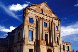 Родовые дворцы и усадьбы – Дворцовый комплекс Сапегов