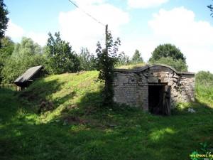 Старый склеп