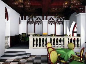 Што будзе у палацу