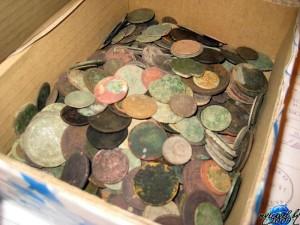 Неликвидные монеты