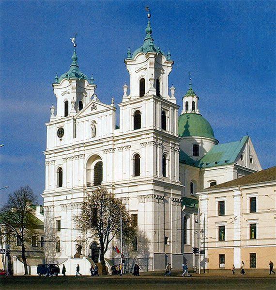Фарный костел Св. Франциска Ксаверия