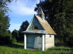 католическая часовня в деревне Мохавичи