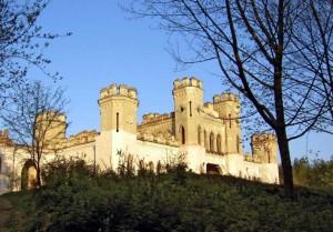 Родовые дворцы и усадьбы - Дворец Пусловских