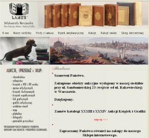 Варшавский аукцион Lamus