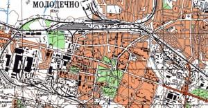 Все современные топографические карты Республики Беларусь!