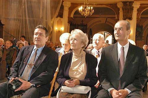 Мария Сапега с сыновьями