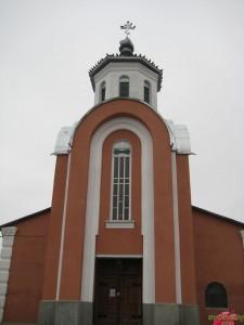 Церковь св. Николая (бывш. синагога)