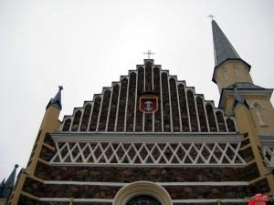 Костел местечко Рожанка
