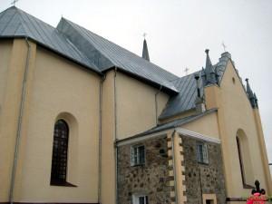 Костел деревня Рожанка