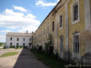 Монастырь базилиан в Борунах (жилой корпус)