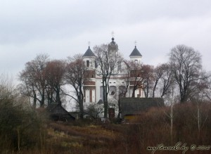 History and culture of Belarus (Orthodox church of the Birth of the Virgin)