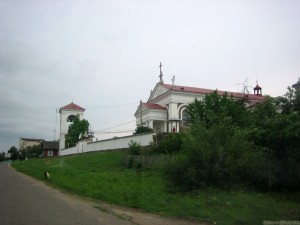 Небольшая серия фотографий костела Вознесенский