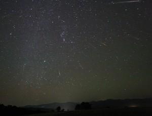 Самый яркий осенний звездопад будет завтра