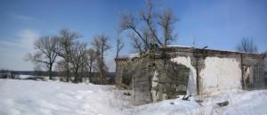Пара панорамных фотографий с фольварка Жижма