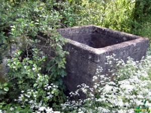 Остатки водяной мельницы