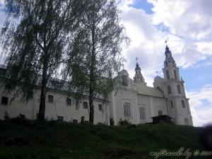 Монастырь: костел св. Михаила Архангела