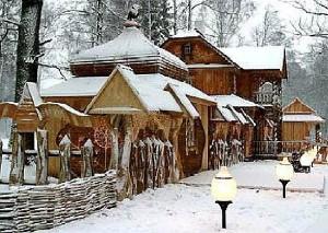Резиденция Деда Мороза в Беларуси