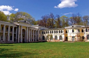 Родовые дворцы и усадьбы - Дворец Булгаков