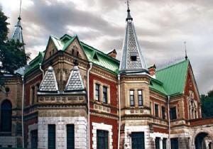 Родовые дворцы и усадьбы – Усадьба Гатовского